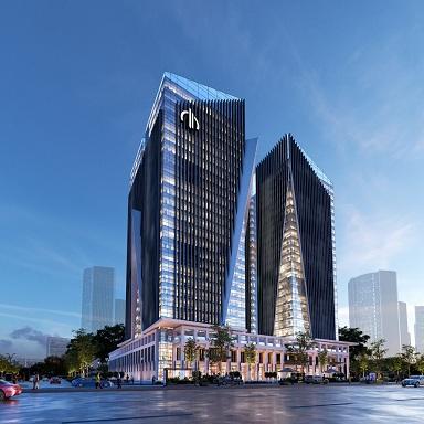 اويا تاورز العاصمة الإدارية الجديدة Oia Towers