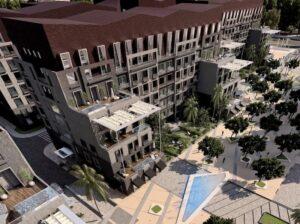 بارك لين العتال جروب – العاصمة الادارية الجديدة