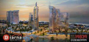 ابراج ذا جيت العلمين الجديدة – The Gate New Alamain Towers