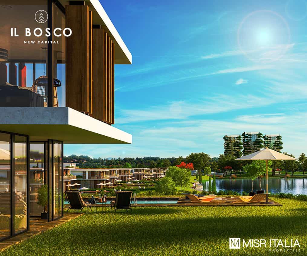 البوسكو العاصمة الادارية الجديدة - IL Bosco New Capital