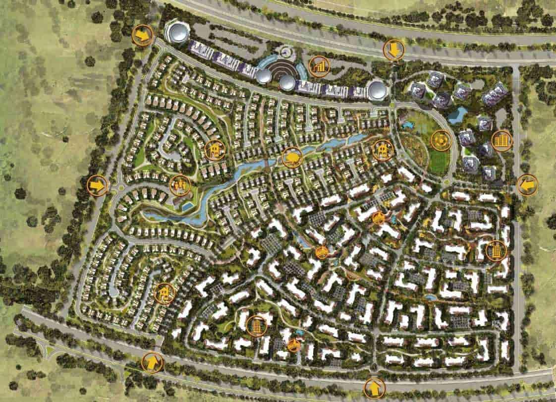 البوسكو العاصمة الادارية الجديدة – IL Bosco New Capital
