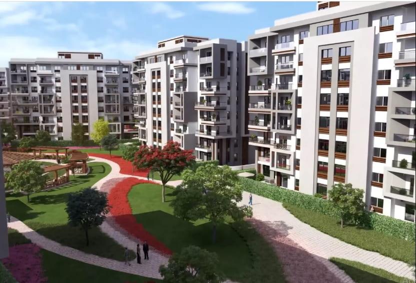 بلوفير العاصمة الادارية الجديدة – Bleu vert new capital