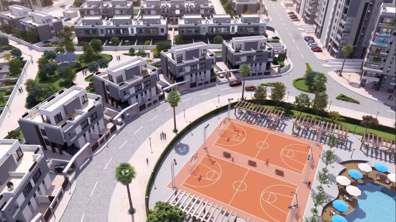 بلوفير العاصمة الادارية الجديدة - Blue vert new capital