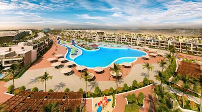 قرية ازها العين السخنة Azha Ain El Sokhna Resort