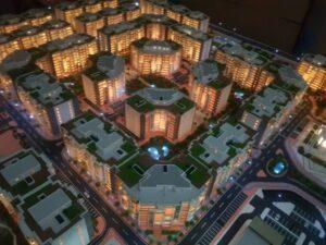 كمبوند جولدن يارد العاصمة الادارية - golden yard new capital ديارنا