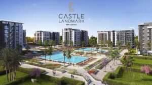 كمبوند كاسيل لاند مارك - Castle Landmark New Capital