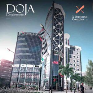 مول دوجا داون تاون العاصمة الادارية الجديدة – Doja Down town Mall New