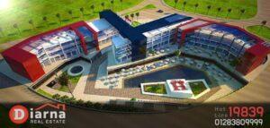 كابيتال هايتس 2 العاصمة الادارية – Capital Heights 2 New Capital