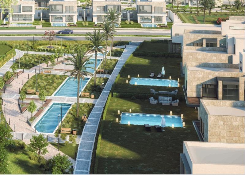 كمبوند الكارما جيتس الشيخ زايد – AlKarma Gates el Sheikh Zayed