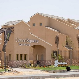 جرين سكوير المستقبل سيتي – Green Square Mostakbal City