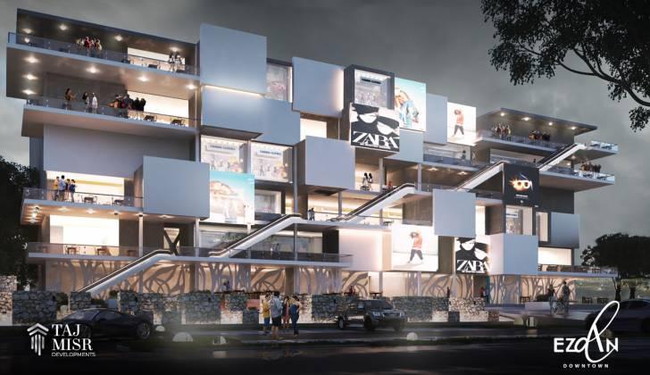 ازدان مول العاصمة الادارية – Ezdan Mall New Capital