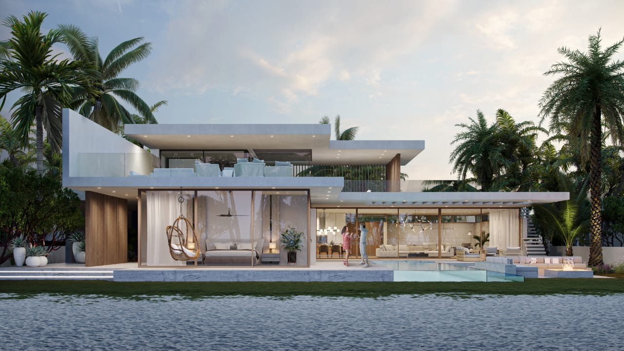مشروع سميرالدا باي الساحل