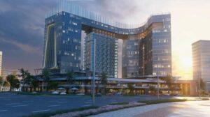 مشروع اي بيزنس بارك – I Business Park