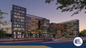 مشروع ذا لوفت بلازا – The Loft Plaza