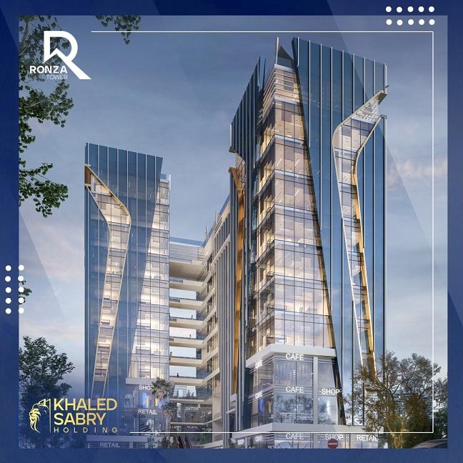 رونزا تاور العاصمة الادارية الجديدة Ronza Tower New Capital