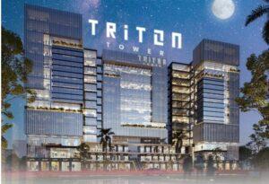 تريتون تاور العاصمة الادارية الجديدة – Triton Tower CBD