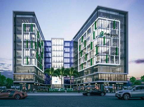 ريفر جرين العاصمة الادارية الجديدة – River Green Medical Center New Capital