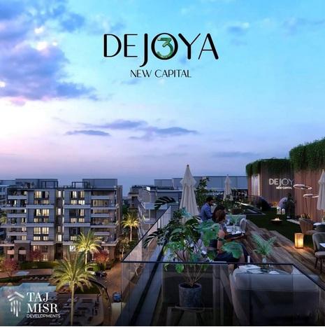 ديجويا 3 العاصمة الادارية الجديدة – Dejoya 3 New Capital
