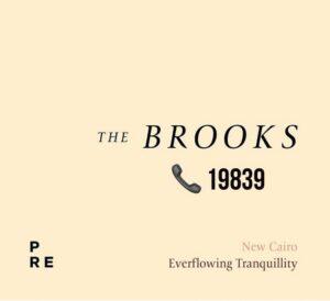 ذا بروكس القاهرة الجديدة – The Brooks New Cairo PRE