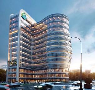 اوكسجين ميديكال تاور الداون تاون – Oxygen Medical Tower