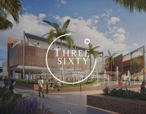 ثري سيكستي التجمع الخامس – Three Sixty Mall New Cairo