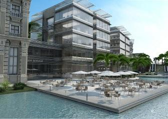 كايرو بيزنس بارك القاهرة الجديدة – Cairo Business Park New Cairo